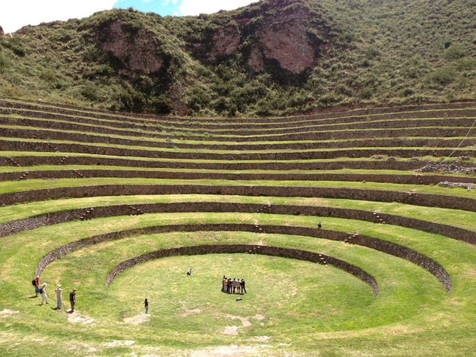 Moray Peru new age day 5