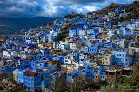 city of Chefchaouen