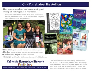 flyer CHN Author Panel-print