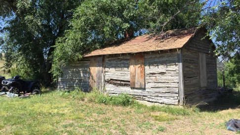 Black Elk's Cabin